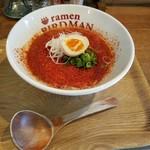 ラーメン バードマン - 「RED CHICEN」800円税込