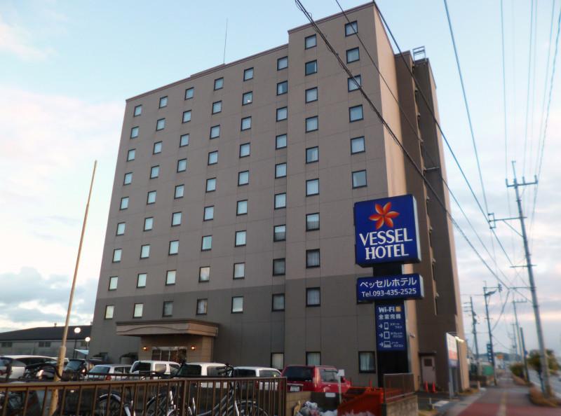ベッセルホテル 苅田北九州空港