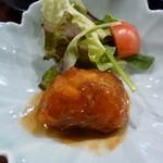 釣人料理 ほっぺち - 豆乳コロッケ
