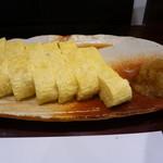 釣人料理 ほっぺち - 出汁巻き