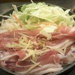 肉屋の正直な食堂 - 『生姜焼き定食』 850円 03