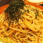 ダン - メンタイコスパゲティ
