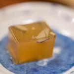 すっぽん料理 牧 - 鼈肉凍(にこゞり)