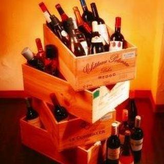 極上麒麟一番搾りやワイン全9種含む80種以上が飲み放題!