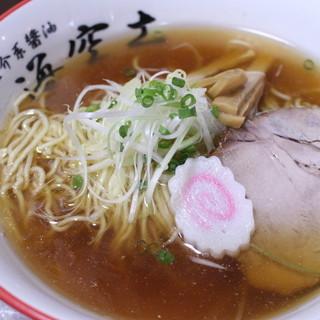 煮干しらー麺 カネショウ 四街道 - 料理写真: