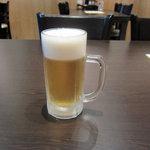 とんとり - 生ビール