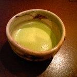 日本料理 木の花 - 抹茶