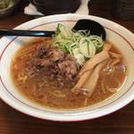 シマシマトム - 正油らーめん 700円