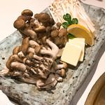 清香園 - 鉄板で焼き野菜も可能