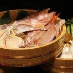 みろく - ♪新鮮な魚介は炙りに刺身、なんでもこいです♪