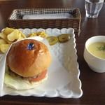 リンドバーグカフェ - 料理写真: