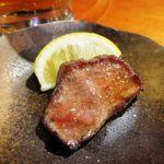 炭火焼肉たむら - 牛タン
