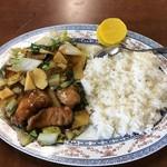大龍 - 料理写真:豚うま煮定食