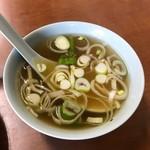 大龍 - スープ付き