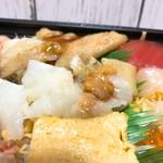 三松寿司 - ちらしアップ