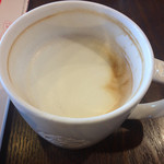 スターバックスコーヒー - ディカフェ スターバックスラテ╰(*´︶`*)╯♡ ちと 飲んでしまってからの 写真ですぅ(^◇^;)