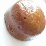 丸高製菓 - 料理写真:みそまん一個\80です。