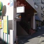 山路 - 2017.01 新栄と東新町の中間あたりにある昔ながらの喫茶店