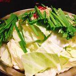 もつ鍋居酒屋はらへった - harahetta:料理