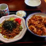 川畑食堂 - 料理写真: