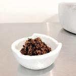 麺や佑 - 辛子高菜