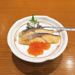 おぐ羅 - 鮭とイクラ添え
