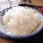 黄金 - ライス(ご飯)
