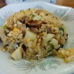 みはと食堂 - セット炒飯(+250円)