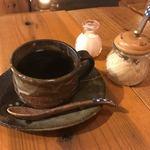 食堂 木洞商店 - 挽きたてハンドドリップ珈琲
