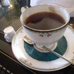 さんかい - ドリンク写真:ホットコーヒー