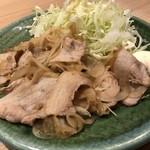 武くら - 生姜焼き