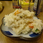 串焼いしい - ポテトサラダ