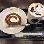 タリーズコーヒー - 料理写真: