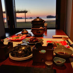 ホテル竜宮 - 料理写真:夕食