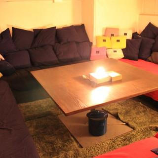 特別な個室!