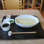 畔家 - 釜揚げつけ麺