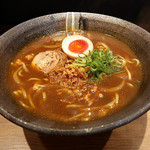 カレーお出汁らーめん宮麺 - カレーお出汁ラーメン
