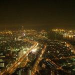 6174130 - 部屋からはUSJや大阪港方面の夜景が見えるよ♪