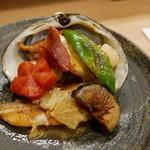 ふじ原 - ホッキ貝のソテー