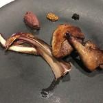 61742054 - メインの肉料理は鳩肉