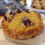 484cafe - 安納芋のモンブランタルト