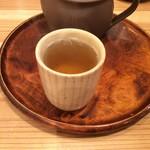 茶房 山中 - お茶