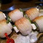 博多屋 - チーズ大葉巻き