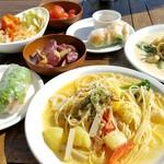 バンブードーナツカフェ - 料理写真: