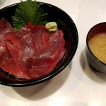 又こい家 - 鉄火丼(¥980−)