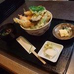 6175196 - みっくす天丼1050円