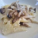 トラットリア ピノーロ - チーズパスタ