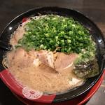 ふくやラーメン - 元ラーメン+ネギマシ