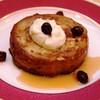 岡田コーヒーストア - 料理写真:ダブルベリーのフレンチトースト