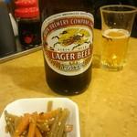 かつ秀 - ビール